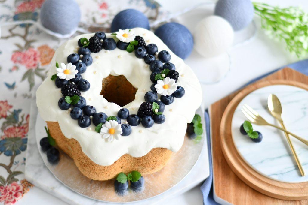 Earl Grey Chiffon Cake_Okaimono
