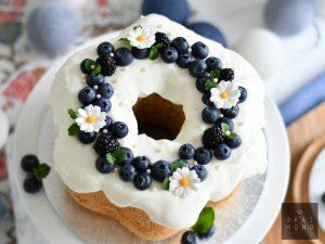 Delicious Earl Grey Chiffon Cake 10