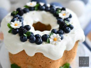 Delicious Earl Grey Chiffon Cake 11