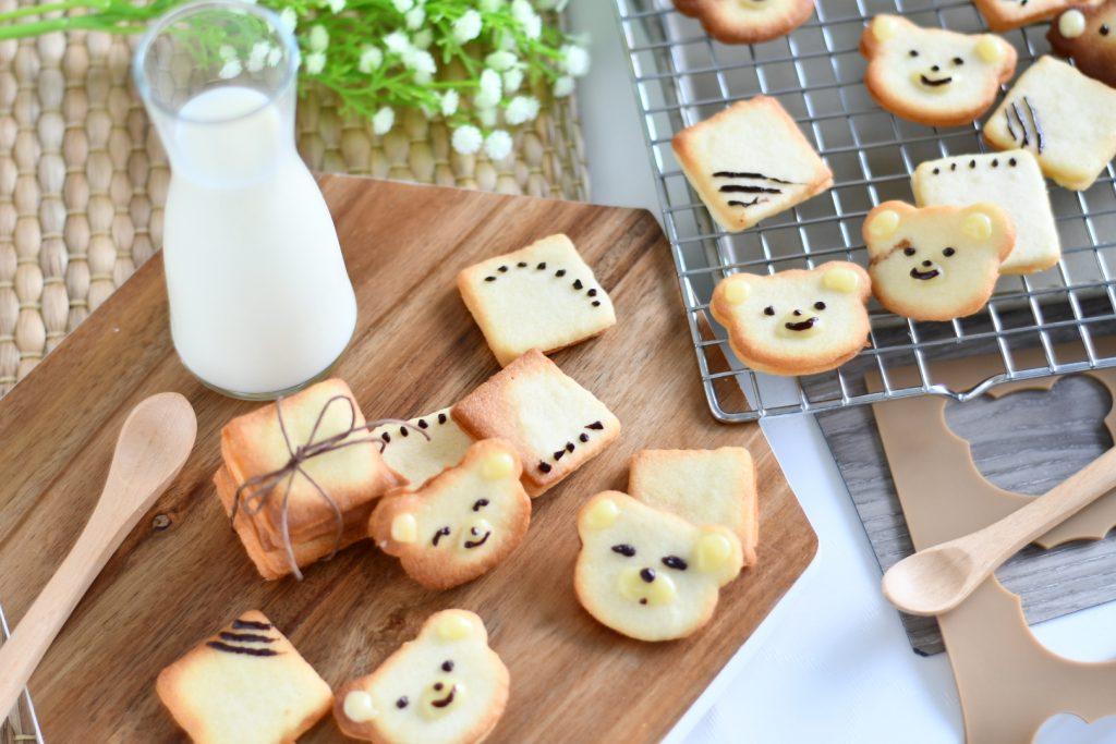 Langue de chat cookies_okaimono
