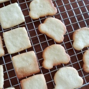 How to Make Langue de Chat (Shiroii Koibito) Cookies 7
