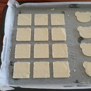 How to Make Langue de Chat (Shiroii Koibito) Cookies 5