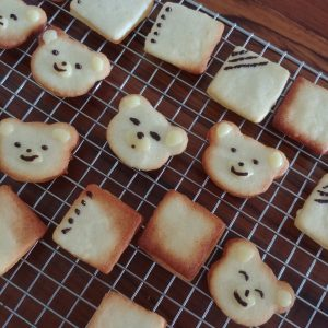How to Make Langue de Chat (Shiroii Koibito) Cookies 12
