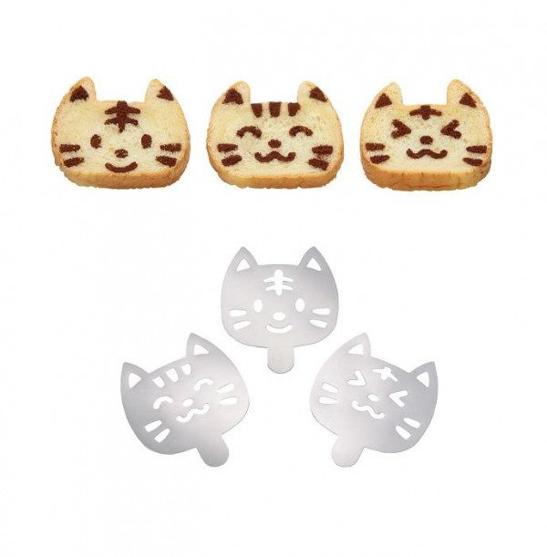 Neko Cat Bread Tin 1