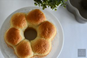 Easy Soft & Fluffy Japanese Milk Bread using Water Roux Starter (Yudane Method) 7