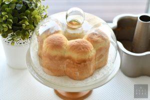 Soft Japanese Milk Bread using Water Roux Starter (Yudane Method) 3