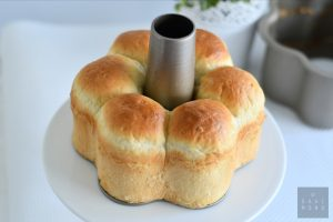 Easy Soft & Fluffy Japanese Milk Bread using Water Roux Starter (Yudane Method) 6