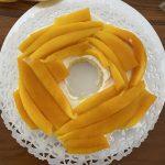 Fresh Fruit Flower Naked Cake 2