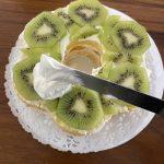 Fresh Fruit Flower Naked Cake 3