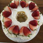 Fresh Fruit Flower Naked Cake 4