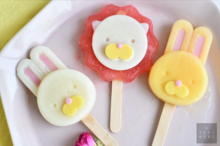 Okaimono Ice Popsicle