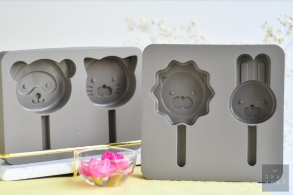 Okaimono Ice Popsicle Mould