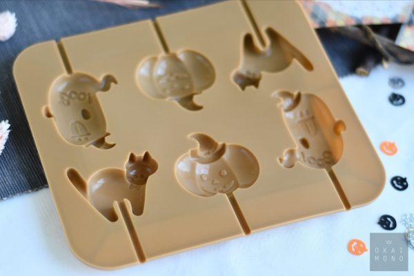 Lollipop Silicone Mould