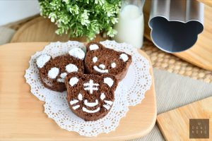 Beary Chocolate Bread by Bakeomaniac! 4