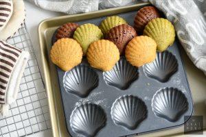 OKAIMONO - Seashell madeleine mould