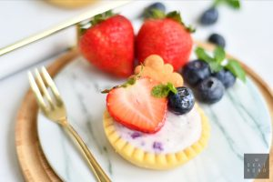 Very Berry Cheese Tartlets 3