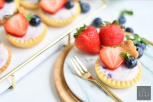 Very Berry Cheese Tartlets 6