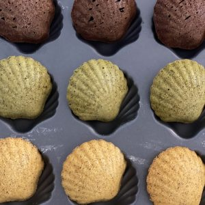 Charming 3-Flavour Brown Butter Madeleines that's Good for your Soul 17