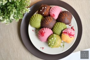 Charming 3-Flavour Brown Butter Madeleines that's Good for your Soul 27