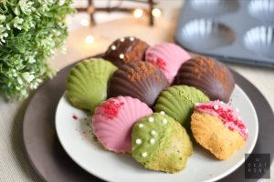 Charming 3-Flavour Brown Butter Madeleines that's Good for your Soul 25