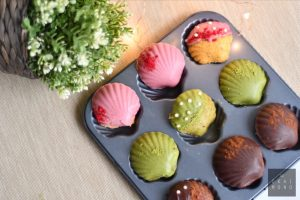 Charming 3-Flavour Brown Butter Madeleines that's Good for your Soul 23