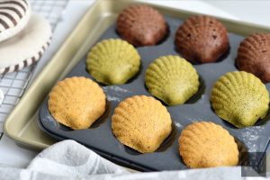 Charming 3-Flavour Brown Butter Madeleines that's Good for your Soul 26