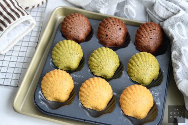 Classy Seashell Madeleine Mould - 9 shells - NEW 3