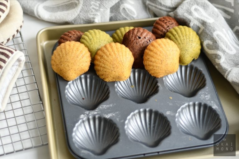Classy Seashell Madeleine Mould