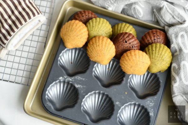 Classy Seashell Madeleine Mould - 9 shells - NEW 2