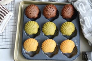 Charming 3-Flavour Brown Butter Madeleines that's Good for your Soul 24