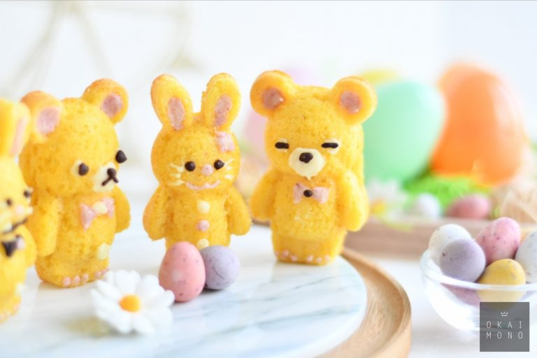 Bunny & Bear Silicone Mould