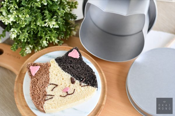 Cat Shaped Bread Mold for Easy Baking 1