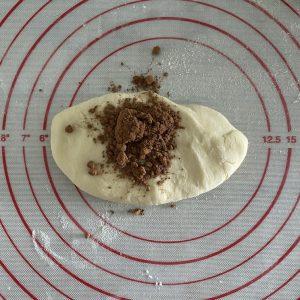 Super Cute Calico Cat Bread Recipe 3