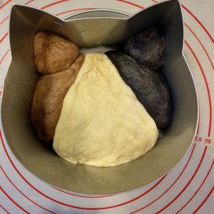 Super Cute Calico Cat Bread Recipe 9