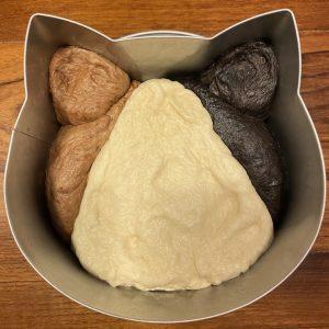Super Cute Calico Cat Bread Recipe 10