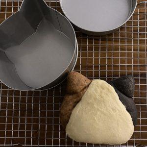 Super Cute Calico Cat Bread Recipe 12